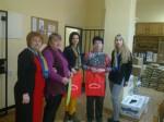 Дарение от ЛК Сексагинта Приста за Съюза на Слепите - гр. Русе