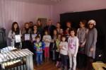 Награждаване на победителят от Международен лайънс детски конкурс ПЛАКАТ ЗА МИР