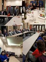 Трите русенски клуба участваха в беседа посветена на Световния ден на диабета